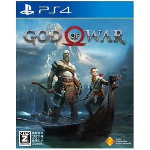 【PS4】ゴッド・オブ・ウォーゴッドオブウォ GOW...