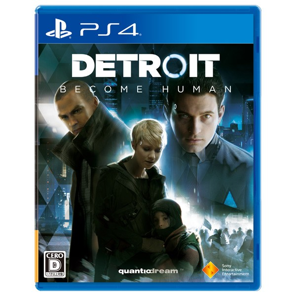 【PS4】Detroit: Become Human(通常版) PCJS-66...