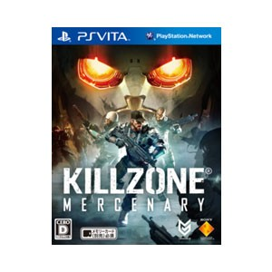 【PS Vita】KILLZONE:MERCENARY VCJS-15007【返品種別B】