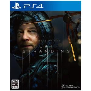 【PS4】DEATH STRANDING 通常版【返品種別B】