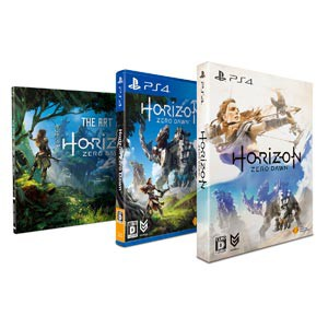 【PS4】Horizon Zero Dawn 初回限定版ホライゾン ...