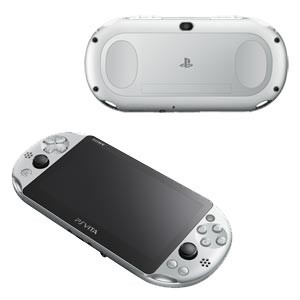 【新品】PlayStation(R)Vita Wi-Fiモデル シル...