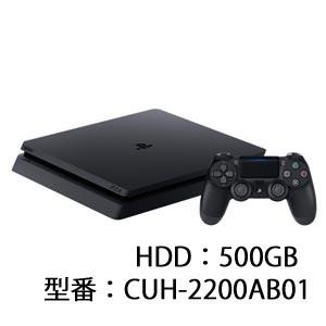 【特典付】PlayStation 4 ジェット・ブラック 500...