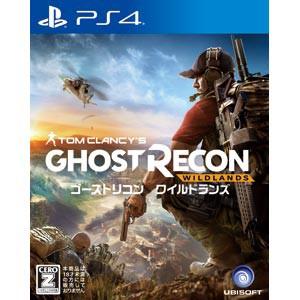 【PS4】ゴーストリコン ワイルドランズ PLJM-8408...