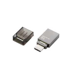 エレコム MF-SBU316GDG OTG USB3.0対応メモリ 16G...
