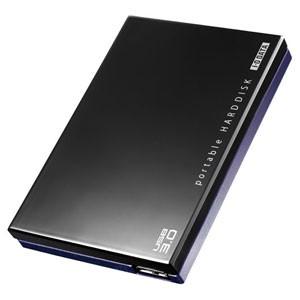 I/Oデータ USB3.0 ポータブルハードディスク 1.0T...