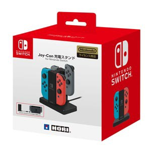 【Switch】Joy-Con充電スタンド for Nintendo Swi...