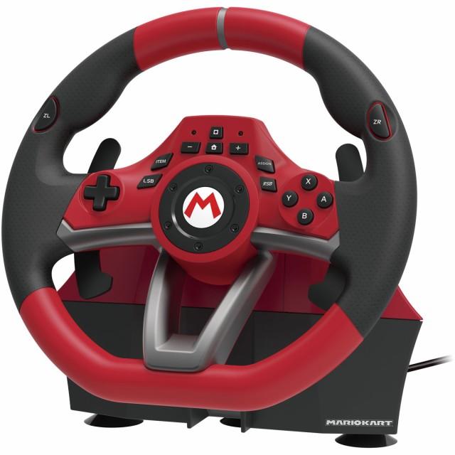 マリオカートレーシングホイールDX  for Nintendo Switch 返品種別B