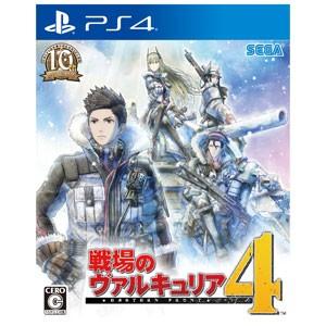 【PS4】戦場のヴァルキュリア4(通常版) PLJM-16...