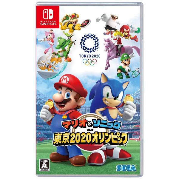 【Nintendo Switch】マリオ&ソニック AT 東京202...
