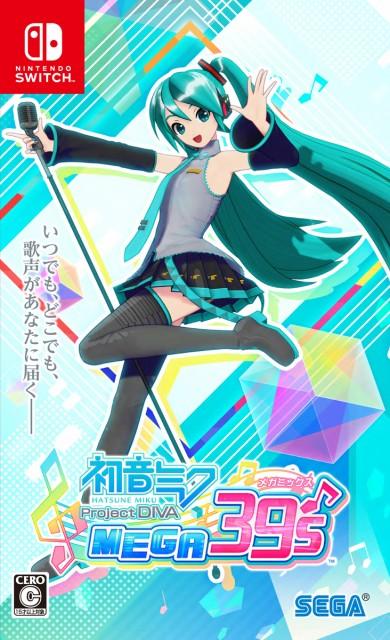 【Switch】初音ミク Project DIVA MEGA39's【返品...