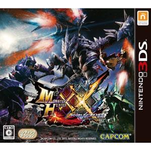 【封入特典付】【3DS】モンスターハンターダブル...