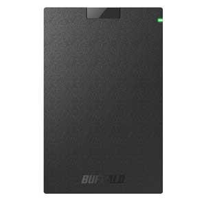 バッファロー USB3.1(Gen1)対応 外付けポータブル...