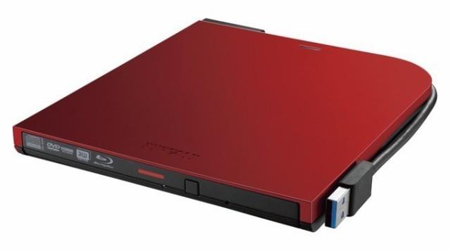バッファロー BRXL-PTV6U3-RDA USB 3.2(Gen 1)対...