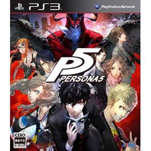 【PS3】ペルソナ5(通常版) BLJM-61346【返品種別B】