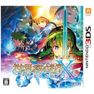 【3DS】世界樹の迷宮X(クロス) CTR-P-BZMJセカ...