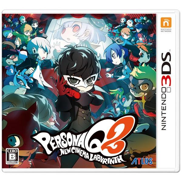 【封入特典付】【3DS】ペルソナQ2 ニュー シネマ ...