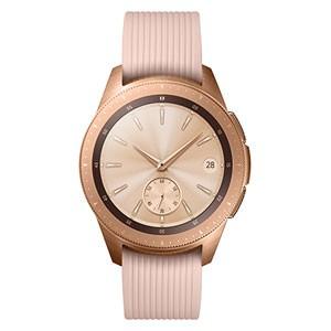 サムスン 【国内正規品】スマートウォッチ(ローズゴールド) SAMSUNG Galaxy Watch (42mm) / Rose
