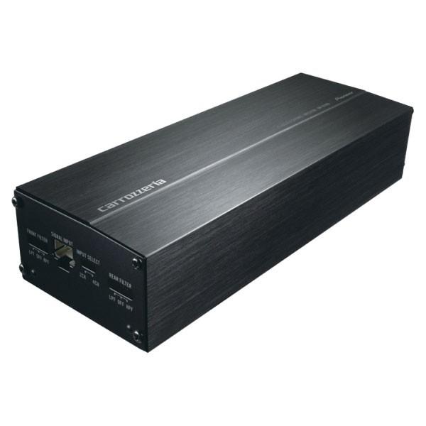 パイオニア GM-D1400-2 100W×4 ブリッジャブルパワーアンプcarrozzeria(カロッツェリア) GM-D1400II[GMD14002]【返品種別A】