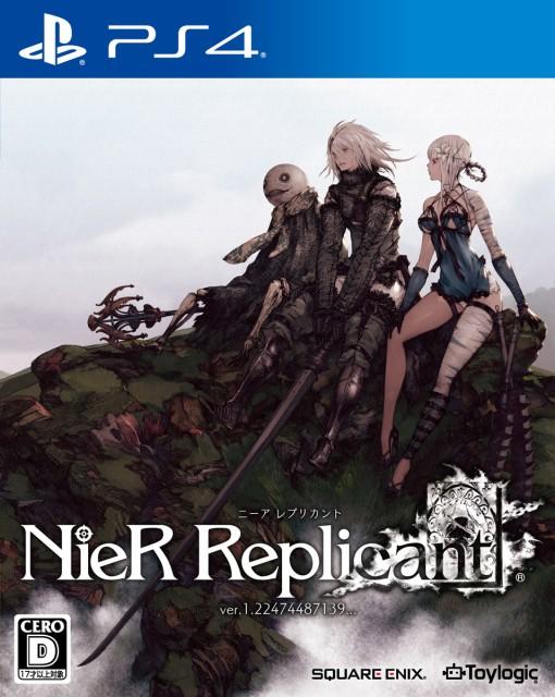 【封入特典付】【PS4】ニーア レプリカント ver.1...