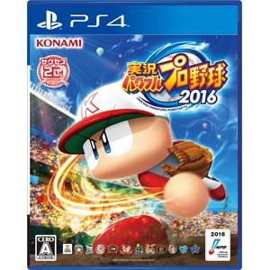 【PS4】実況パワフルプロ野球2016パワプロ VF008-...