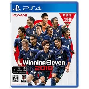 【PS4】ウイニングイレブン 2018ウイイレ VF021-J...