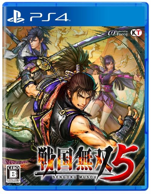 【封入特典付】【PS4】戦国無双5【返品種別B】
