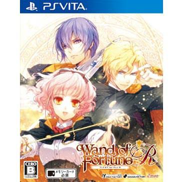 【PS Vita】ワンド オブ フォーチュン R(通常版) VLJM-35330ワンドオブ【返品種別B】
