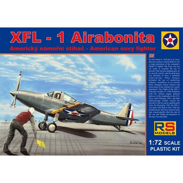 ハセガワ 1/72 XFL-1 エアロボニータ【92074】 【...