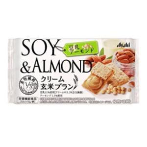 アサヒグループ食品 クリーム玄米ブラン 豆乳アー...