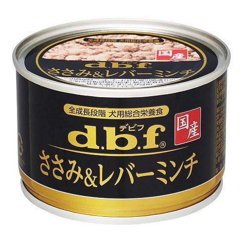 デビフペット デビフ ささみ&レバーミンチ 150g ...