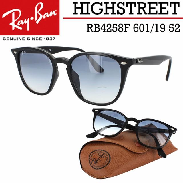 レイバン サングラス Ray-Ban RB4258F 601/19 52 ...