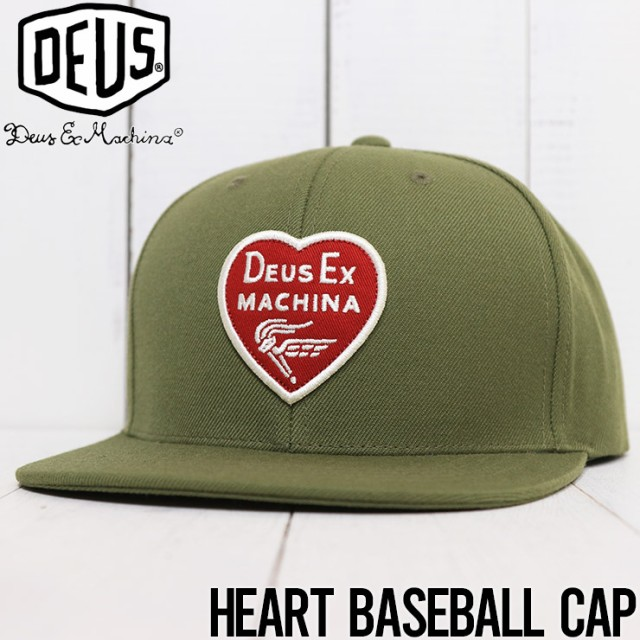Deus Ex Machina デウスエクスマキナ HEART BASEB...