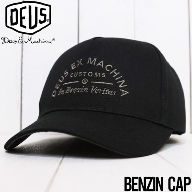 Deus Ex Machina デウスエクスマキナ BENZIN CAP ...