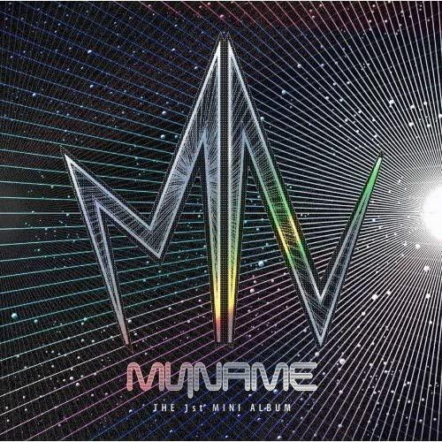 【中古】Myname 1st Mini Album (韓国盤) / MYNAM...