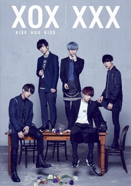 【中古】XXX(初回生産限定盤)(DVD付) / XOX   z15...