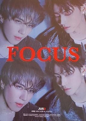 【中古】Jus2 1stミニアルバム FOCUS(B Ver.) / J...
