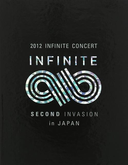 【中古】2012 Infinite Concert 「second Invasio...