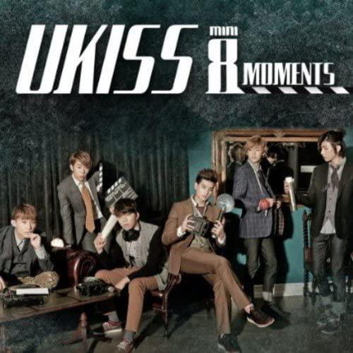 【中古】U-Kiss 8th ミニアルバム Moments (韓国...