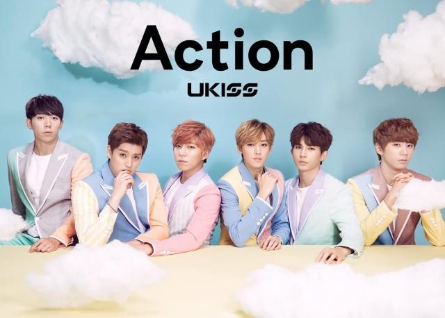 【中古】Action (CD+DVD) (初回生産限定盤) / U-K...