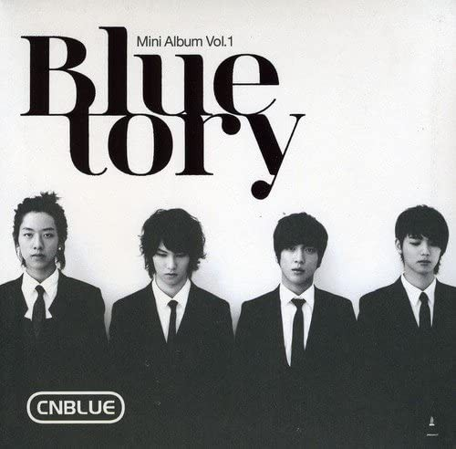 【中古】CNBLUE 1st Mini Album Bluetory(韓国盤)...