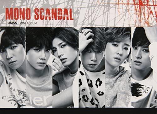 【中古】U-Kiss ミニアルバム - Mono Scandal(韓...