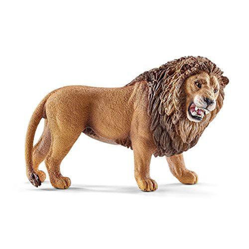 シュライヒ(Schleich) ライオン(吠える) Lion, ...