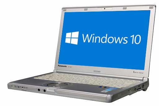 Panasonic Let'sNote CF-NX2 Windows10 64bit WEB...