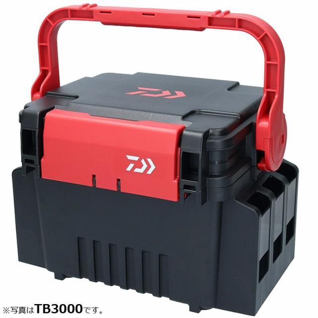 ダイワ(Daiwa) タックルボックス TB4000 ブラッ...