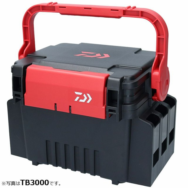 ダイワ(Daiwa) タックルボックス TB3000 ブラッ...
