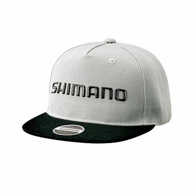 シマノ(Shimano) CA-091S フラットブリムキャッ...