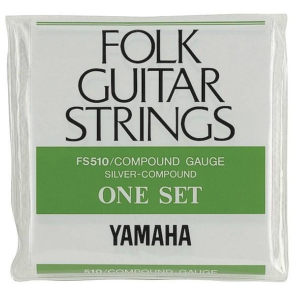 YAMAHA FS510  フォークギター弦コンパウンドセッ...