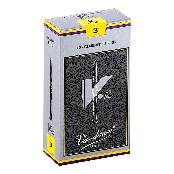 Vandoren CR194 V.12 B♭クラリネット リード 3 [...