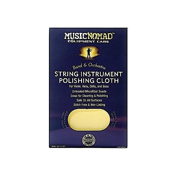 MUSIC NOMAD VIOLN POLISH CLOTH MN741
